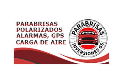 Parabrisas GS, Alarmas, Inmovilizadores, Laminas de seguridad, Carga de Aire acondicionado