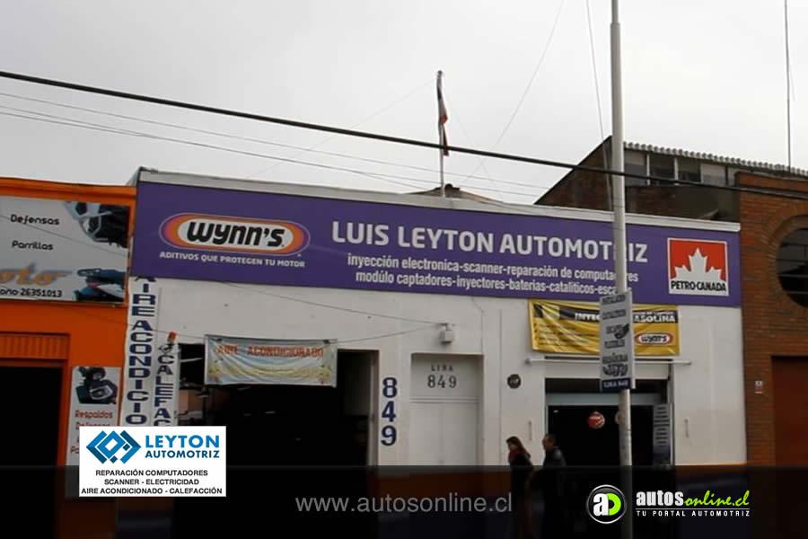 Automotriz Leyton