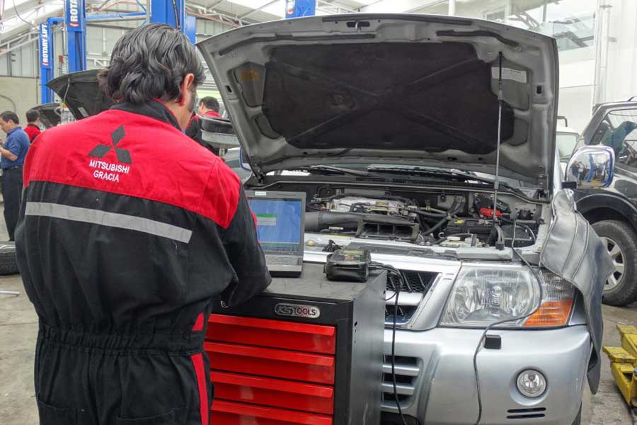 Servicio Técnico Mitsubishi, Repuestos Mitsubishi Gracia
