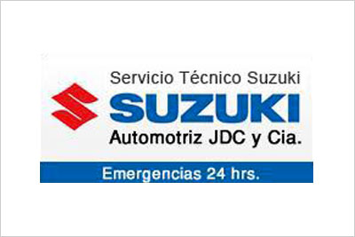 Automotriz JDC, Servicio Técnico Suzuki