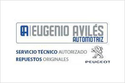 Automotriz Eugenio Avilés, Venta de Repuestos Peugeot