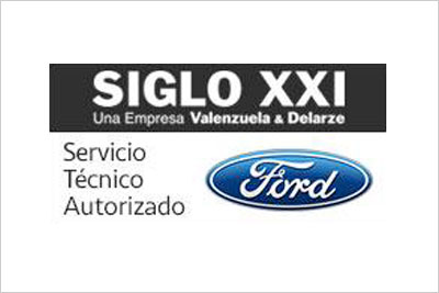 Siglo XXI, Servicio Técnico Ford en Viña del Mar