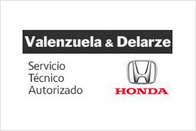 Servicio Técnico Honda Valenzuela Delarze